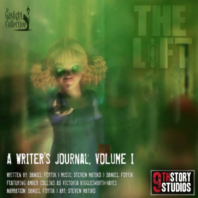 "S2E15: ""A Writer's Journal, Vol 1"" by Daniel Foytik"