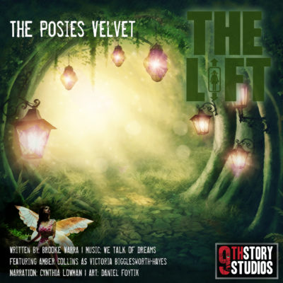 "S2E18: ""The Posies Velvet"" by Brooke Warra"