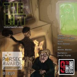 "S1E10: ""Dark Music"" by Scarlett R. Algee"