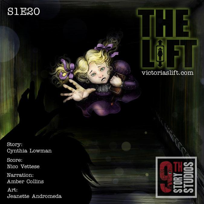 """S1E20: """"Plummet"""" by Cynthia Lowman"""