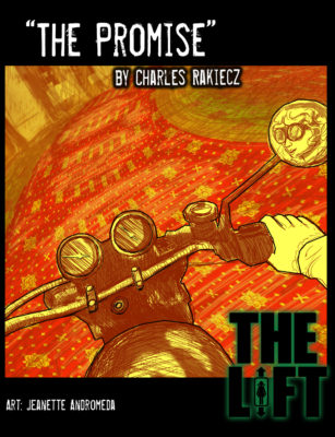 "S2E4: ""The Promise"" by Charles Rakiecz"