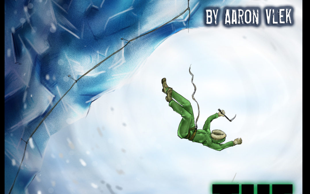 """S2E5: """"The Ice That Giveth, The Ice That Taketh Away"""" by Aaron Vlek"""